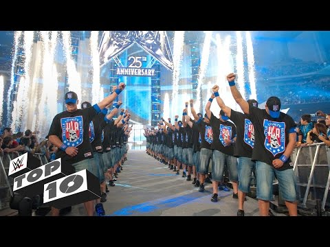 Xxx Mp4 20 Greatest WrestleMania Entrances WWE Top 10 Special Edition 3gp Sex