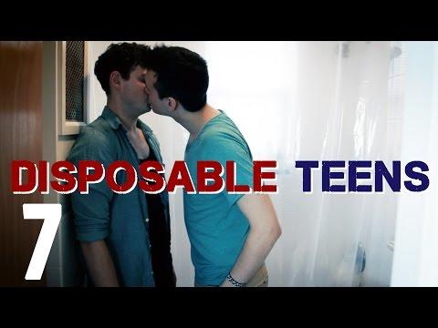 DISPOSABLE TEENS (Gay Web Series) Nine Lives - Episode 7 / OutliciousTV