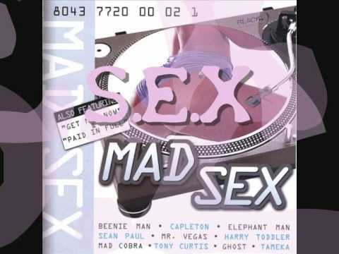 Sean Paul S.E.X in Mad Sex