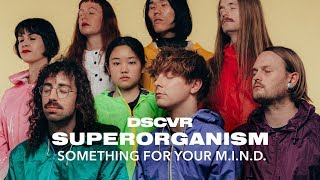 Superorganism - dscvr ATW 2018