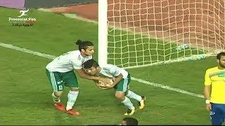 """الهدف الأول لـ المصري امام طنطا """" وليد حسن """" الجولة الـ 33 الدوري المصري"""