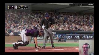 MLB 16 the Show Diamond Dynasty I Prime Ellsbury Debut and Extra Inning Thriller
