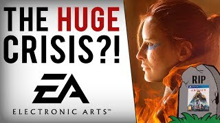 EA's Big Crisis - Anthem Nearly Abandoned, Battlefield V Greedy Trouble & Apex Legends Earnings TANK