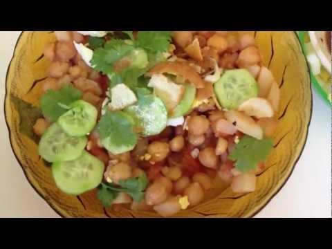 Chotpoti Recipe in Bangla for Bangladeshi - Very Popular Snack in Bangladesh