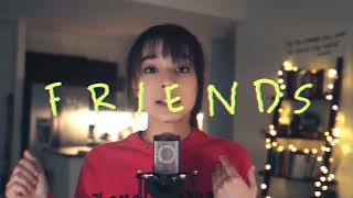 FRIENDS   Marshmello  Anne Marie   Angelic cover