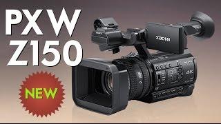 Meet the Sony PXW-Z150 | Sony | 4K Creators