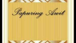 Papuring Awit