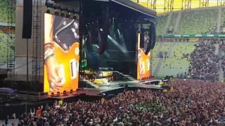 Welcome to the jungle Guns n Roses Gdansk 20 czerwca 2017