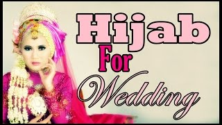 Tutorial Hijab Pengantin | Pashmina Hijab Tutorial by Didowardah Part #47
