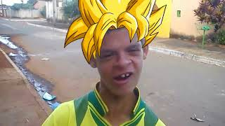 RAM PÁ (MC MOTO VELHA) -  MEME - VERSÃO DRAGON BALL