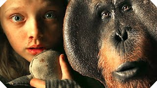 "THE PLANET OF THE APES 3 - ""Nova Meets Maurice"" Movie Clip (2017)"