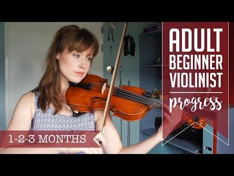 Xxx Mp4 Adult Beginner Violinist 1 2 3 Months Progress Video 3gp Sex