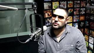 BADSHAH - TALKING ABOUT YO YO HONEY SINGH & MAFIA MUNDEER BY RAAJ JONES