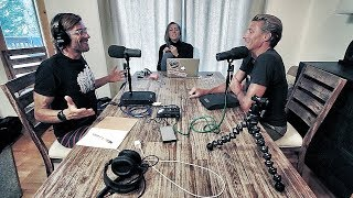 PATIENCE IS EVERYTHING: Rich Roll Podcast with Olympians Chris Hauth & Caroline Burckle