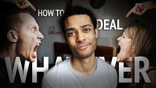 How To Deal with Family & Friends (Who're Stopping you From Spiritual Growth!)