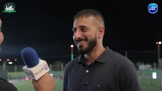 افتتاح بطولة عسفان الثانية l لقاء مع الكابتن محمد امين حيدر لاعب الاتحاد سابقآ ومدرب منتخب البراعم