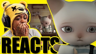 Try Not To Cry   Pipos Doll Animation Reaction   AyChristene Reacts