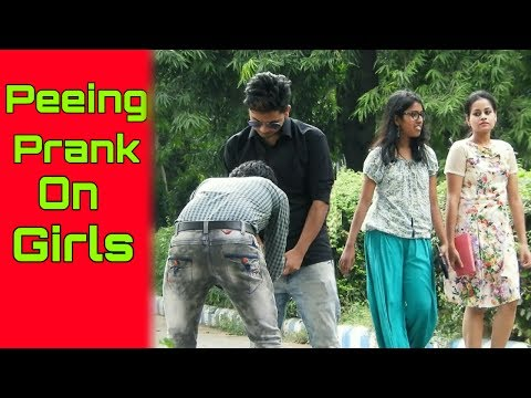 Xxx Mp4 PEEING PRANK ON HOT GIRLS Epic Reaction PRANK IN INDIA FUNDAY PRANKS 3gp Sex