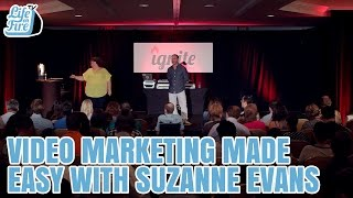 145 Video Marketing Made Easy with Suzanne Evans