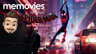 Memovies reviews Spider-Man: Into the Spider-Verse