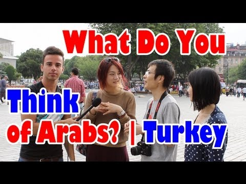 Turkey on Arabs