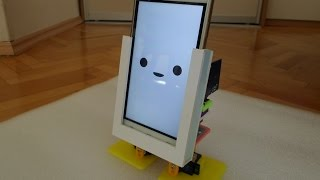 MobBob DIY Arduino robot controlled by Android smartphone