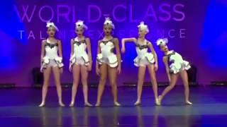 Group dance: Concrete Angel: Martina McBride