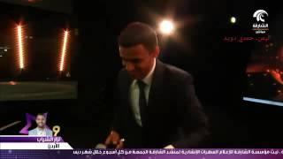 حمدي دويد يتأهل إلى المرحلة النهائية لمنشد الشارقة و أبيات شعرية تمدح اليمن من لجنة التحكيم
