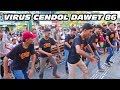 KOMPAK JOGET GEDRUK VIRUS CENDOL DAWET 86 PAMER BOJO Angklung Malioboro Jogja (Angklung Carehal)