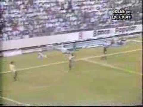 UNIVERSITARIO vs Alianza 1988 1990