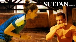 Sultan Official Teaser 2 ft Anushka Sharma, Salman Khan Releases Soon