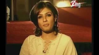 Raveena Tandon gets emotional over Govinda!!!
