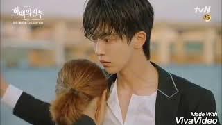 Kannu kulla Nikira en kadhaliye album song Korean verison