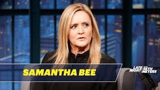 Samantha Bee Has a Cassette Tape of the Comedy News Show She Recorded as a Kid