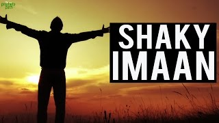 Reminder To Those With Shaky Imaan