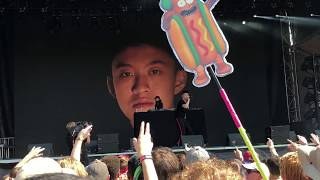 Who That Be & Dat $tick - Rich Brian (Live at Bonnaroo 2018 - Day 4: 6/10/18)