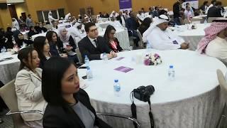 مشاركتي في #مؤتمر_تقدم في جامعة قطر