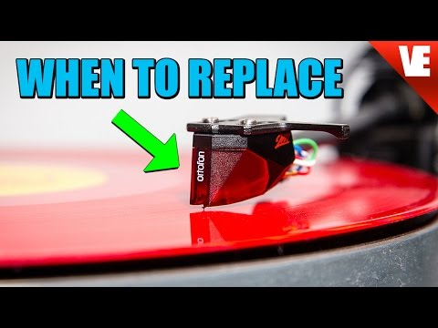 RECORD PLAYERS: When to REPLACE Your Needle!