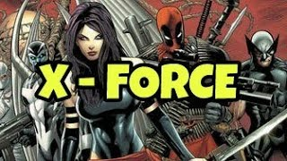 X-Force Everything You Need To Know ( Explained in Hindi) Fox Entertainment