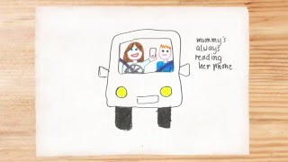 On the road, children pick up more than you think - TAC