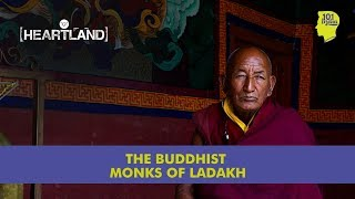 My Encounter With The Buddhist Monks Of Ladakh | Unique Stories From India
