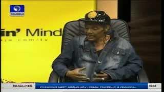 Rubbin' Minds:  I Never Used Drugs, I had Spiritual Problems