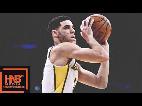 Xxx Mp4 Los Angeles Lakers Vs Denver Nuggets Full Game Highlights Week 5 2017 NBA Season 3gp Sex