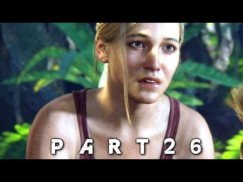 Uncharted 4 A Thief's End Walkthrough Gameplay Part 26 - Elena (PS4)