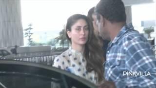 Kareena Kapoor leaves for TOIFA