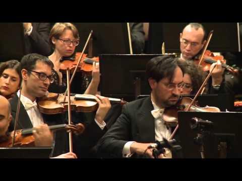 DI CAPUA O SOLE MIO - Lucca Philharmonic  - Andrea Colombini