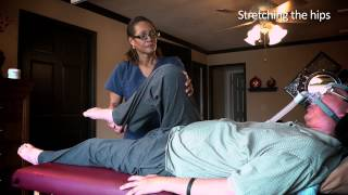 Seeking ALS Answers: Range of Motion Therapy