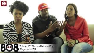 DJ Sbu, Zahara and Naima Kay talk inspiration