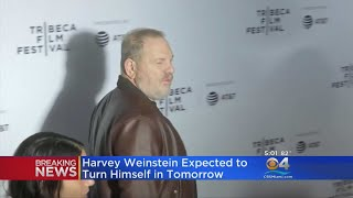 Officials: Harvey Weinstein To Surrender In Sexual Misconduct Probe