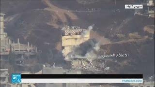 وادي بردى.. خزان مياه العاصمة السورية ساحة قتال